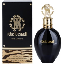 Roberto Cavalli Nero Assoluto parfumska voda za ženske 30 ml