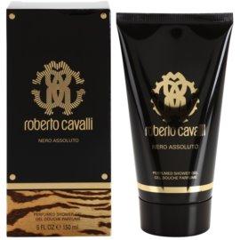Roberto Cavalli Nero Assoluto sprchový gel pro ženy 150 ml