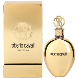 Roberto Cavalli Oud Edition Eau de Parfum para mulheres 75 ml