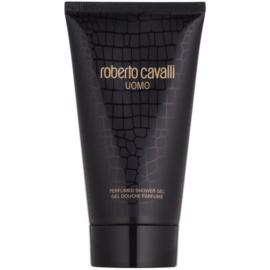 Roberto Cavalli Uomo gel de duche para homens 150 ml