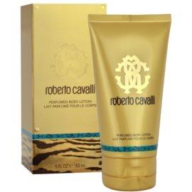 Roberto Cavalli Roberto Cavalli leite corporal para mulheres 150 ml