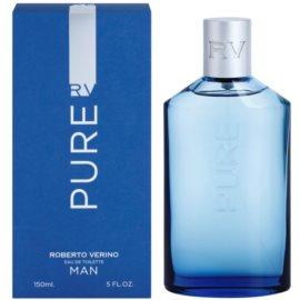 Roberto Verino Pure Man toaletná voda pre mužov 150 ml