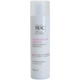 RoC Démaquillant hydratační odličovací mléko pro citlivou a suchou pleť  200 ml