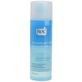RoC Démaquillant dwufazowy płyn do demakijażu oczu  125 ml