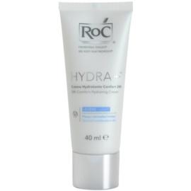 RoC Hydra+ Feuchtigkeitscreme für normale Haut und Mischhaut  40 ml