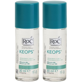 RoC Keops roll-on dezodor 48h  2x30 ml