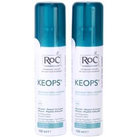 RoC Keops Deodorant Spray 48h  2 x 100 ml