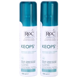 RoC Keops Deodorant Spray 48h  2 x 100 ml