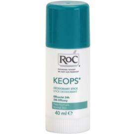 RoC Keops desodorizante em stick 24h  40 ml