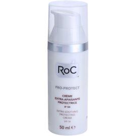 RoC Pro-Protect intenzivní zklidňující a ochranný krém SPF 50  50 ml