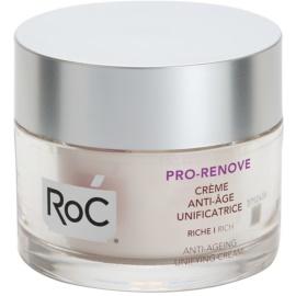 RoC Pro-Renove nährende Creme für gleichmässige Haut gegen die Alterung  50 ml