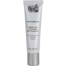 RoC Pro-Sublime crema para contorno de ojos antiarrugas  15 ml