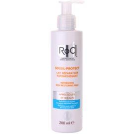 RoC Soleil Protect osvěžující tělové mléko po opalování  200 ml
