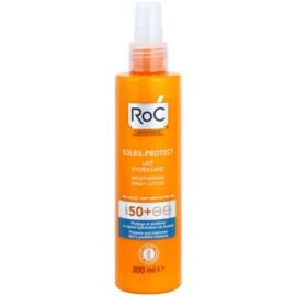 RoC Soleil Protexion+ Protective Moisturising Lotion in Spray SPF 50+  200 ml