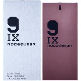 Rocawear 9IX toaletná voda pre mužov 100 ml