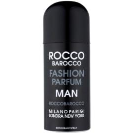 Roccobarocco Fashion Man Deo-Spray für Herren 150 ml