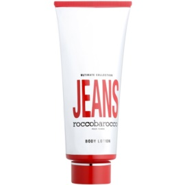 Roccobarocco Jeans Pour Femme leche corporal para mujer 400 ml
