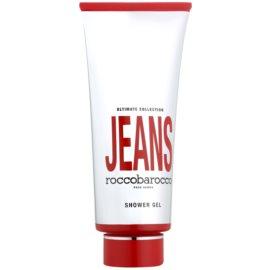 Roccobarocco Jeans Pour Homme Duschgel für Herren 400 ml