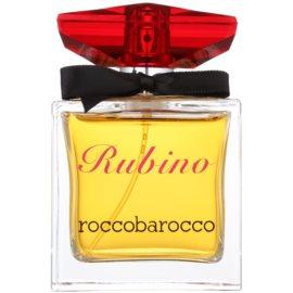 Roccobarocco Rubino eau de toilette nőknek 100 ml