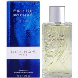 Rochas Eau de Rochas Homme woda toaletowa dla mężczyzn 200 ml