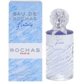 Rochas Eau de Rochas Fraiche Eau de Toilette für Damen 100 ml