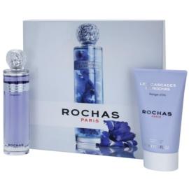 Rochas Songe d'Iris coffret cadeau I.  eau de toilette 100 ml + lait corporel 150 ml