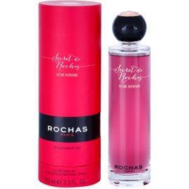 Rochas Secret De Rochas Rose Intense eau de parfum nőknek 100 ml