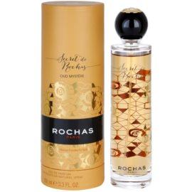 Rochas Secret de Rochas Oud Mystere Eau de Parfum für Damen 100 ml