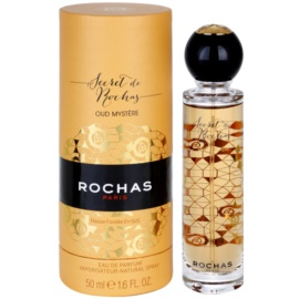 Rochas Secret de Rochas Oud Mystere Eau de Parfum for Women 50 ml