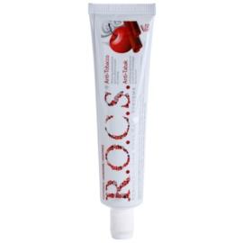 R.O.C.S. Anti-Tobacco zubní pasta pro kuřáky s bělicím účinkem  60 ml