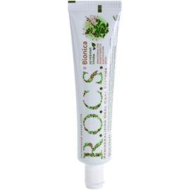 R.O.C.S. Bionica Green Wave prírodná zubná pasta pre citlivé ďasná  60 ml