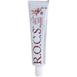 R.O.C.S. Blooming Sakura Refreshing Mint Zahncreme für gesunde und schöne Zähne  60 ml