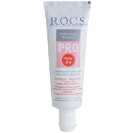 R.O.C.S. PRO Baby zubná pasta pre deti  35 ml