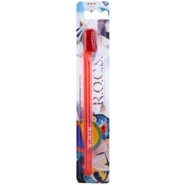 R.O.C.S. Professional escova de dentes dura