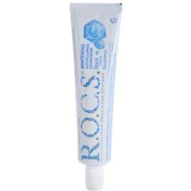 R.O.C.S. Whitening Blank Verse remineralisierende Zahncreme mit bleichender Wirkung  60 ml