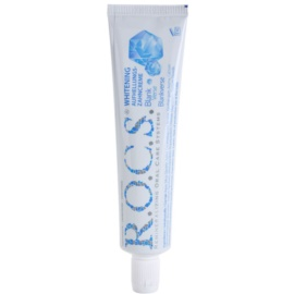 R.O.C.S. Whitening Blank Verse pasta de dentes remineralizadora com efeito branqueador  60 ml