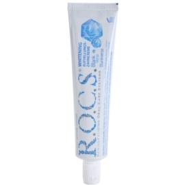 R.O.C.S. Whitening Blank Verse remineralizační zubní pasta s bělicím účinkem  60 ml