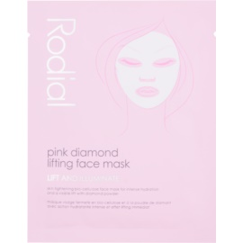 Rodial Pink Diamond liftingová maska  8 ks
