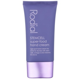 Rodial Stemcell Hand Cream For Very Dry Skin  40 ml
