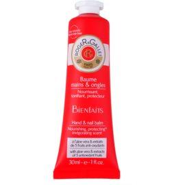 Roger & Gallet Bienfaits Balsam für Hände und Fingernägel  30 ml