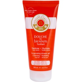 Roger & Gallet Bienfaits Shower Gel With Moisturizing Effect  200 ml