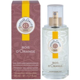 Roger & Gallet Bois d´ Orange água refrescante unissexo 50 ml
