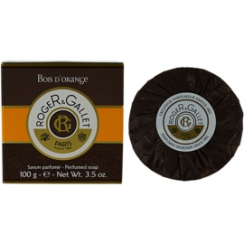 Roger & Gallet Bois d'Orange trdo milo v škatlici  100 g