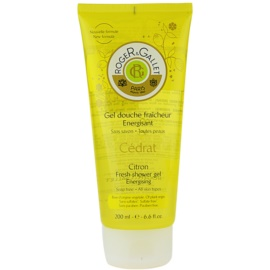 Roger & Gallet Cédrat Refreshing Shower Gel  200 ml