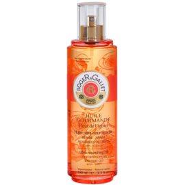 Roger & Gallet Fleur de Figuier ultra-nährendes Öl Für Körper und Haar  100 ml