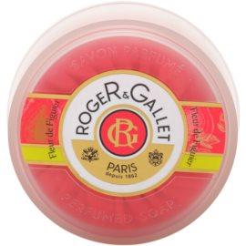 Roger & Gallet Fleur de Figuier mydlo  100 g