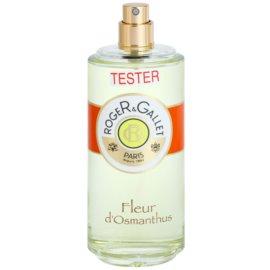 Roger & Gallet Fleur d´ Osmanthus frissítő víz teszter nőknek 100 ml