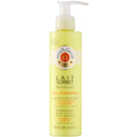 Roger & Gallet Fleur d´ Osmanthus Revitalizing Body Lotion For Normal And Dry Skin  200 ml