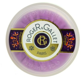 Roger & Gallet Gingembre szappan  100 g