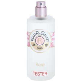 Roger & Gallet Rose osvěžující voda tester pro ženy 100 ml